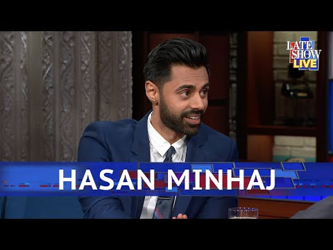 Hasan Minhaj Won\'t Say Trump\'s Name On His Show