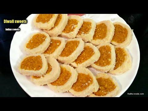 Download Youtube: Diwali sweets recipe!!Diwali sweet recipe in hindi!!sweets recipe in Hindi!!Indian sweets!! Desert!