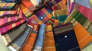 Chettinad cotton Saree price from wholesaler/ where to buy chettinad cotton Saree in Tamil