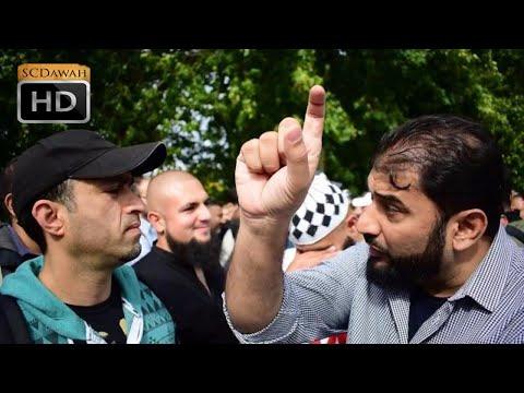 **New** P1 Hadith Rejection!? Adnan Vs Hadith Rejector | Speakers Corner | Hyde Park