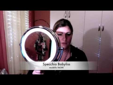 Review espejo luminoso con aumento babyliss 8438e doovi - Specchio babyliss 8438e ...