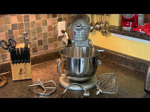 Fun FAQ Friday: Proline 7QT Kitchenaid Stand Mixer with Stainless Steel Tools