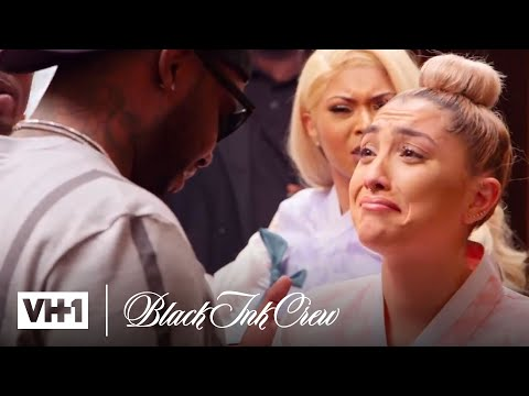 Ted & Tatis Relationship Timeline (Compilation) | Black Ink Crew