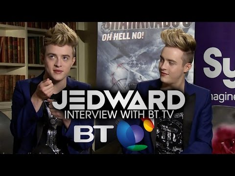Jedward Interview with BT TV