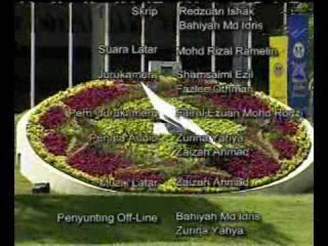 University Utara Malaysia  Clip Song Biru Warna