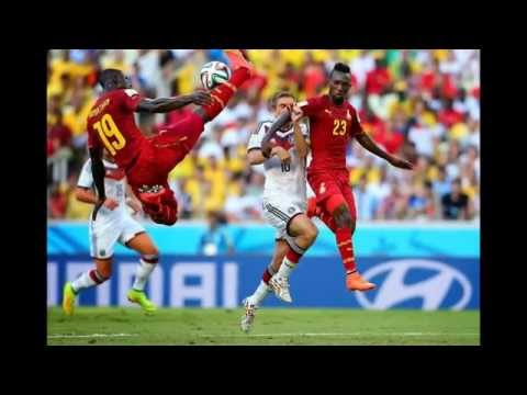 Germany vs Ghana 2-2 all goals and highlights germany 2-2 ghana 2-2 germany world cup 2014