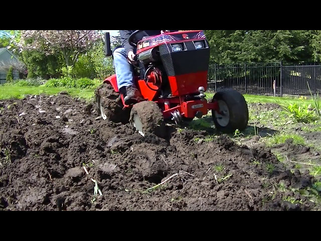 Wheel Horse 520 H Lawn Tractor | Wheel Horse Lawn Tractors