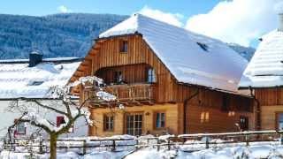 Luxury Self Catering Chalet in Austria: Lärche
