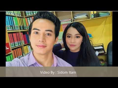 Zoey Rahman sebagai Mamat di Drama Mat Rukun TV9