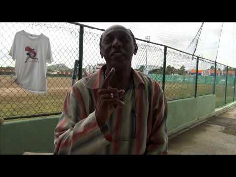 A lefty's legacy  Gibi Meriën - sensational left handed pitcher in the sixties-seventies on Curaçao
