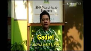 Tugas Kelompok biografi Daarul Adab
