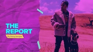 Travis Scott: The Art of Curation | The Report
