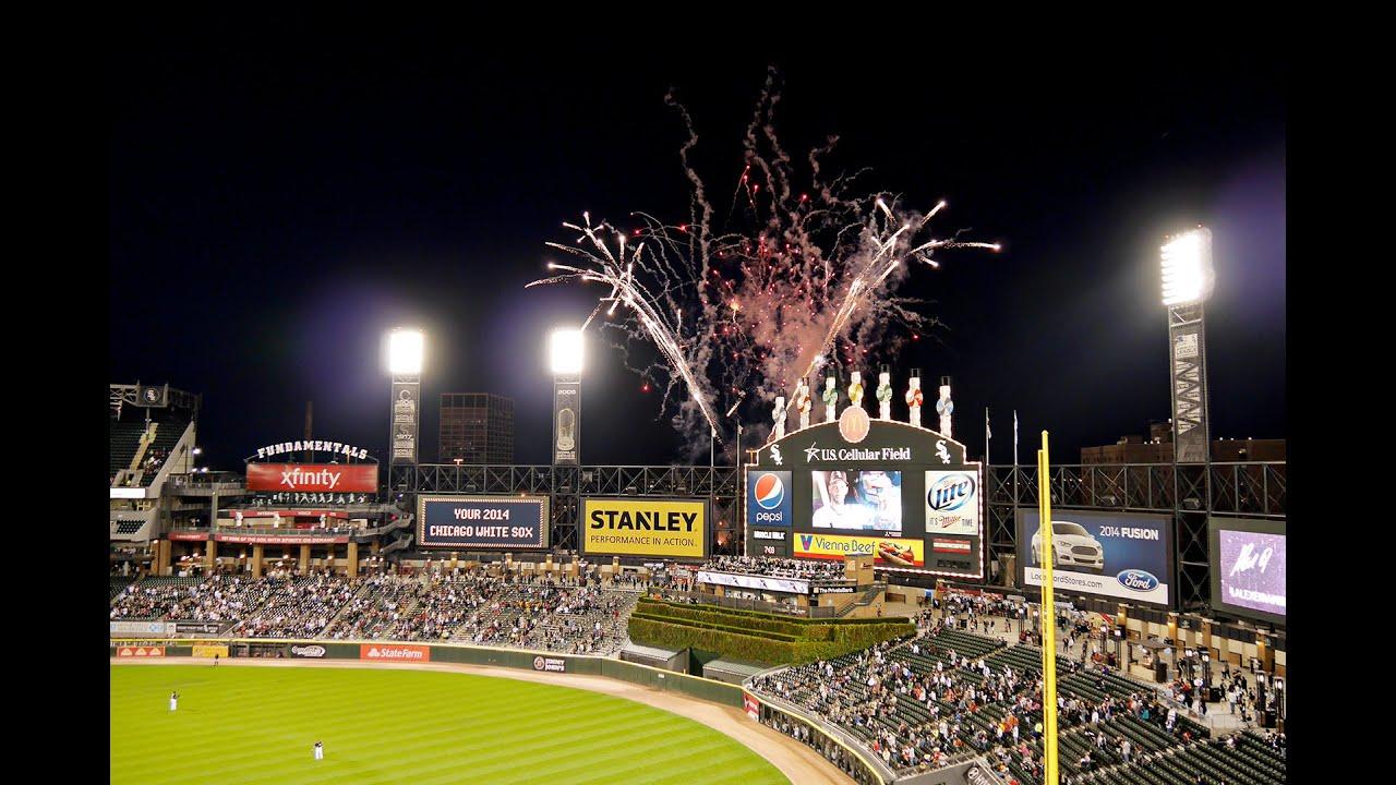 White Sox Fireworks Youtube