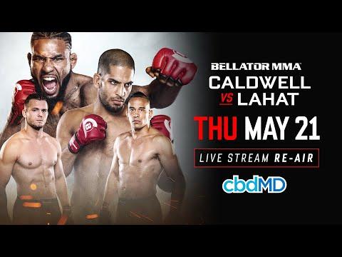 Re-Air | Bellator 204: Caldwell Vs. Lahat