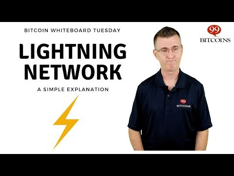 What Is The Lightning Network? (Explained Simply)