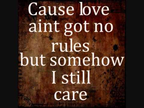 a dark love song