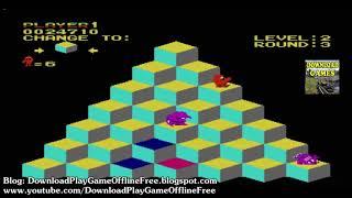 Download & Play game Q Bert nitendo nes on pc