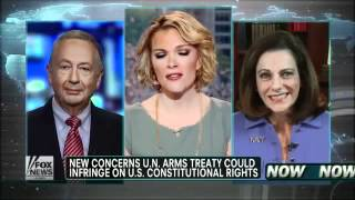 America : Obama in favor of U.N. Arms Trade Treaty attacking 2nd Amendment (July 03, 2012)