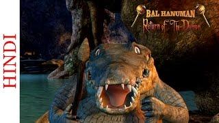 Bal Hanuman - Return of the Demon - Demon's Wrath - Animated Action Scene