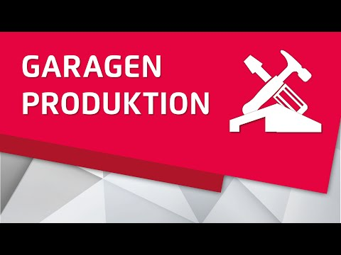 die garagenproduktion von zapf beton fertiggaragen youtube. Black Bedroom Furniture Sets. Home Design Ideas