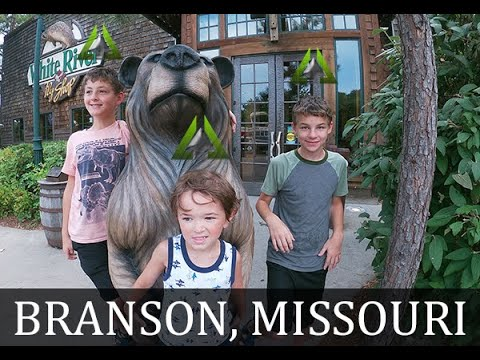 Adventure Up - Grand Country And Attractions In Branson, Mo