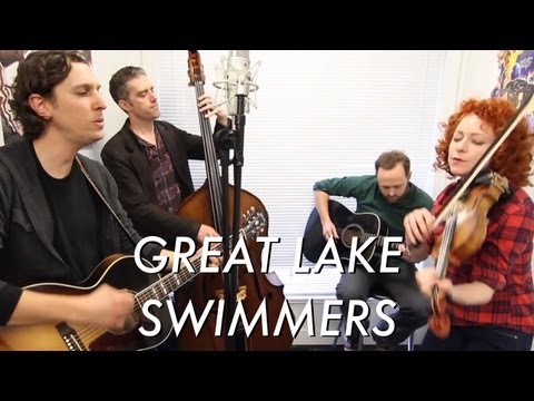 Great Lake Swimmers - New Wild Everywhere (Live on Exclaim! TV) mp3
