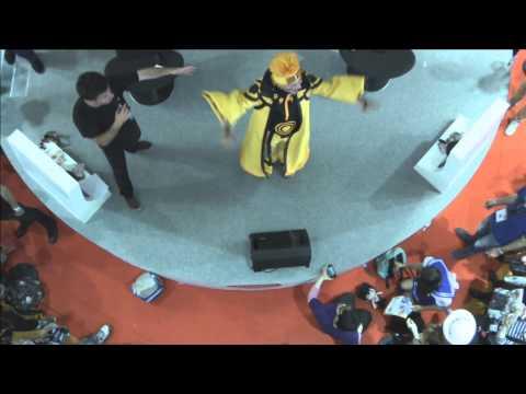 BANDAI NAMCO Games Festival - Japan Expo 2014 - Day 3