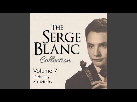Violin Concerto in D - 3. Aria II