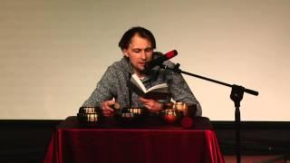Вечер блокадных стихов Геннадия Гора. Читает поэт Владимир Беляев.