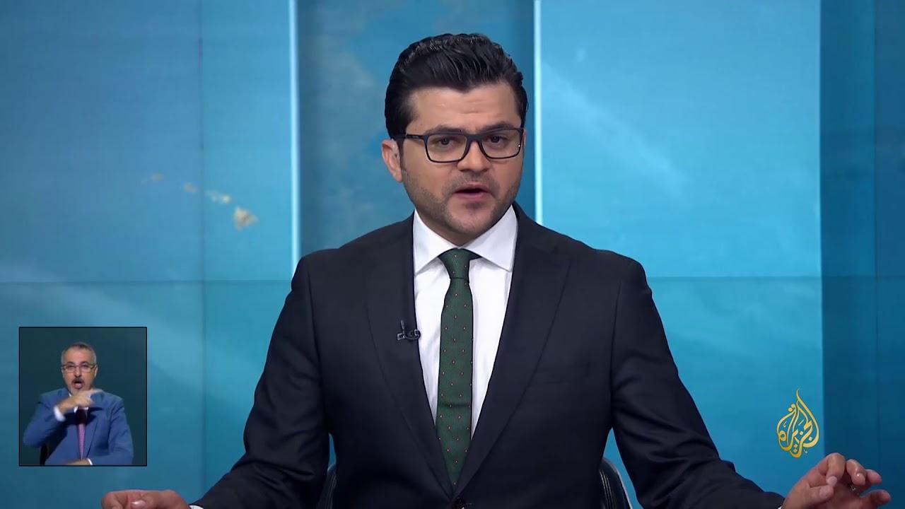 الجزيرة:نشرة الإشارة الثانية 2018/2/20