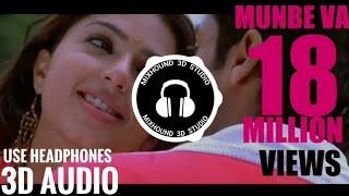 Munbe Vaa (3D Audio) Use Headphones || Mixhound 3D Studio