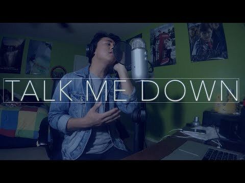 TALK ME DOWN - Troye Sivan Cover