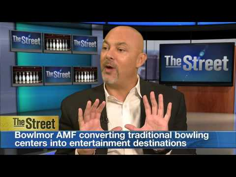 Millennials Lining Up for our Lanes Says Bowlmor AMF CEO