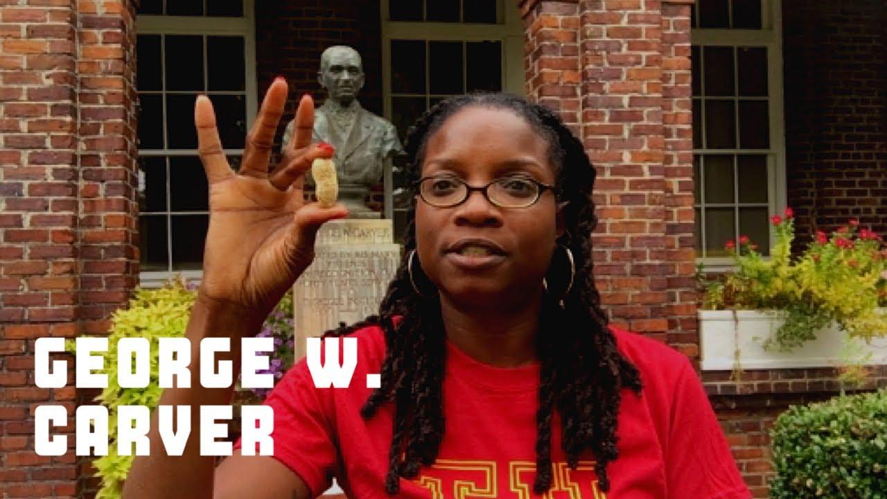 George Washington Carver - Black History Travel