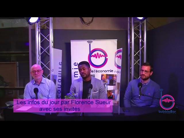 LES INFOS DU JOUR, 08/04/2021 avec Thomas Navarro, Didier Crochetet et Kevin Rubrice