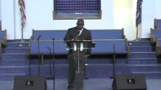 """Rev Henry Lee Clay """"A Fish Called Grace"""" (Part 2 of 3)"""