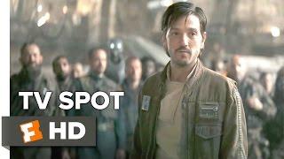 Rogue One: A Star Wars Story TV SPOT - Worth It (2016) - Felicity Jones Movie