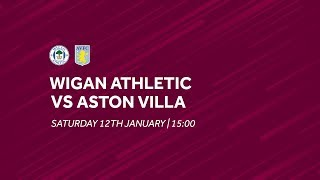 Wigan Athletic 3-0 Aston Villa | Extended highlights