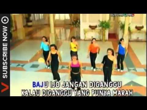 Nonstop Senam Disco Inul Daratista Part 2
