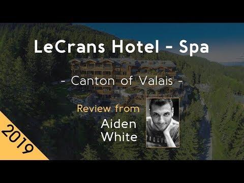 LeCrans Hotel - Spa 5⋆ Review 2019