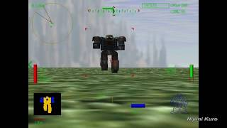Mechwarrior 2: Mercenaries - Elemental vs Atlas