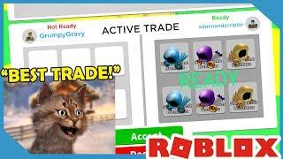 Insane Trade For Shiny Dominus Pets!! - Roblox Magnet Simulator