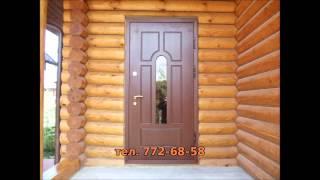 Двери со стеклом и ковкой(, 2013-04-11T09:11:22.000Z)