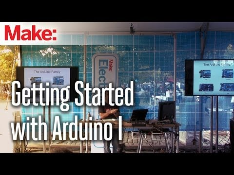 Getting Started with Arduino I
