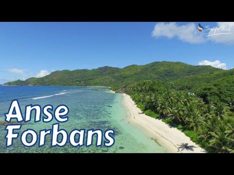Anse Forbans, Mahé - Beaches of the Seychelles