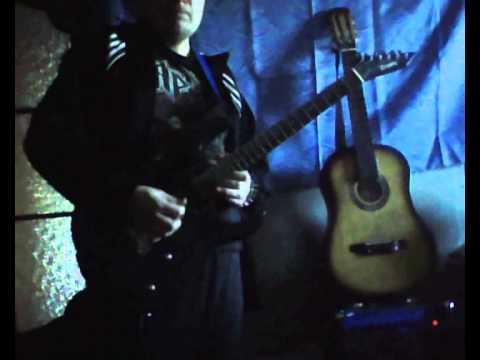 Константин Сизов Walking In The Air (Nightwish Guitar Cover)