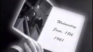 Deník   Druhá světová válka  Červen 1941