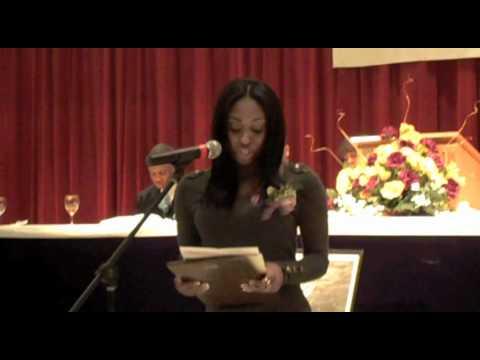 Rachelle Neal 2011 NAACP Humanitarian Award Winner