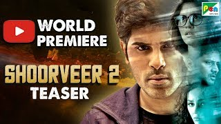 Shoorveer 2 | Official Hindi Dubbed Movie Teaser | Allu Sirish, Surbhi Puranik, Seerat Kapoor