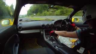 Nissan S15 Nurburgring 8:22 BTG 13/07/13 Touristenfahrten Lap